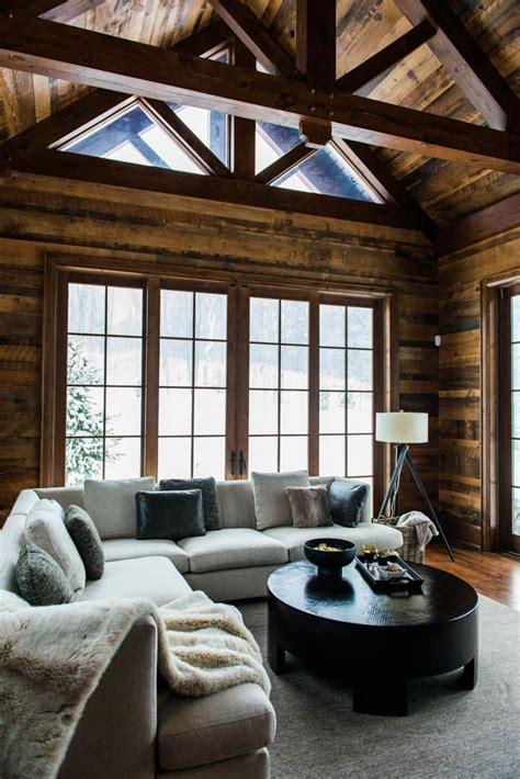cabin house interior design 25 best ideas about modern cabin decor on pinterest cable fencing modern cabin