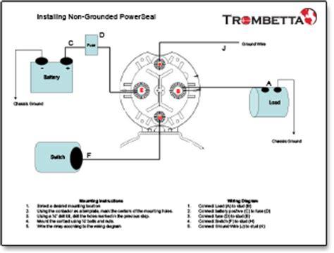trombetta solenoid wiring diagram 33 wiring diagram