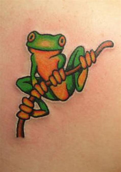 small frog tattoo designs 34 delightful frog tattoos that will leave you hopping
