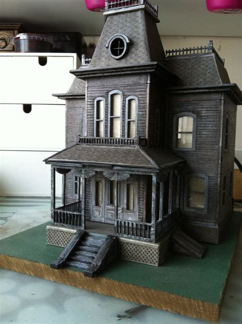 bates motel house bates motel wooden model house i want it black