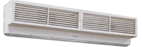 totaline air curtain products