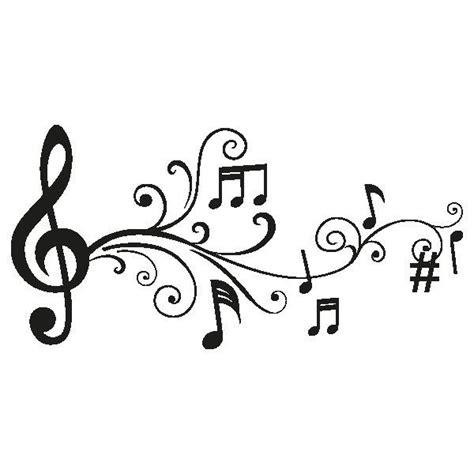 imagenes musicales notas las 25 mejores ideas sobre notas musicales en pinterest