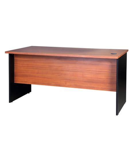 Desk Without Drawers by Pine Crest Admire Office Desk Without Drawers 4feet X