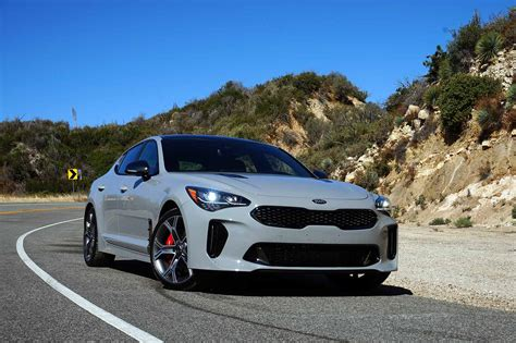 2018 kia stinger review kia stinger forum