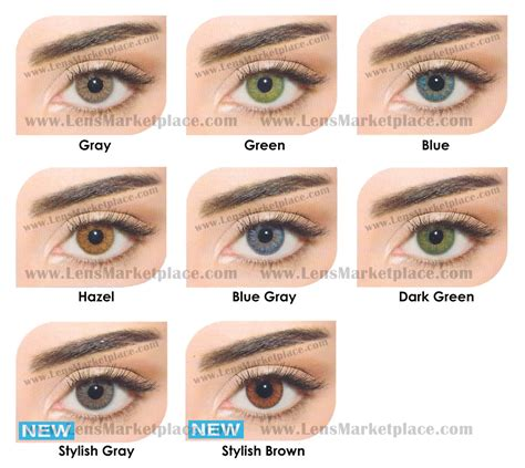 contact lenses colored lens marketplace colored lenses waicon trikolor