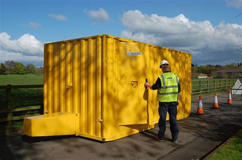 Welfare Cabin by Welfare Cabins Lpm Plant Hire Sales Ltd