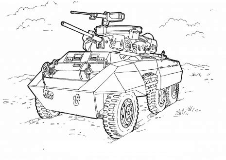 military vehicle coloring pages coloring pages