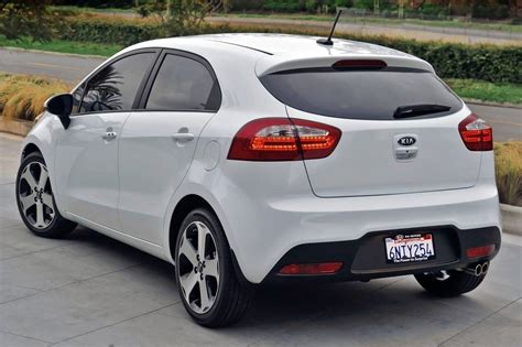 kia hatchback used 2013 kia rio for sale pricing features edmunds