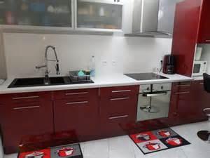 cuisines pas chers meuble de cuisine murale pas cher