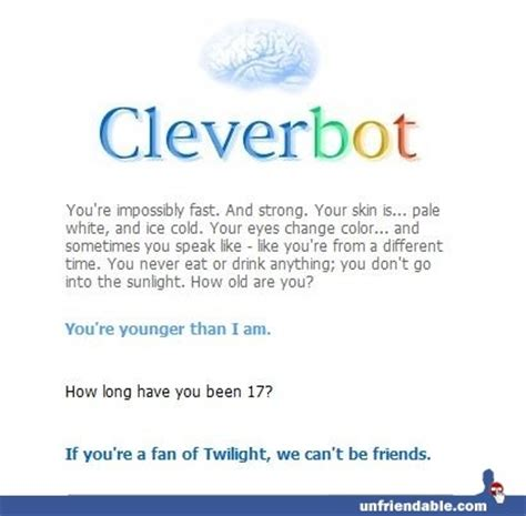 Talking Bot Evie by 17 Best Ideas About Clever Bot On Cleverbot