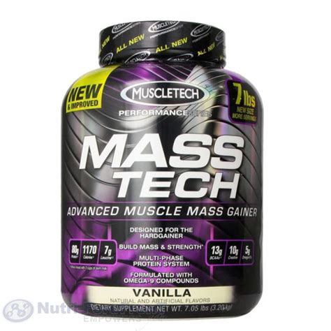 u protein mass gainer weight gainer muscletech