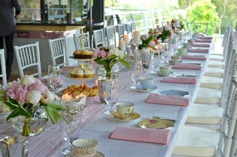 afternoon tea table setting ideas high tea decoration