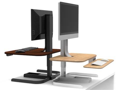 Nextdesk Popularise Presque Le Bureau Debout Macgeneration Bureau Debout