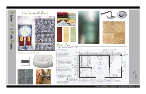 interior design portfolio linnea johnson portfolio