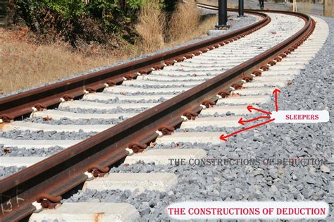 Rail Sleepers by Railway Sleepers Definition Characteristics Treatment