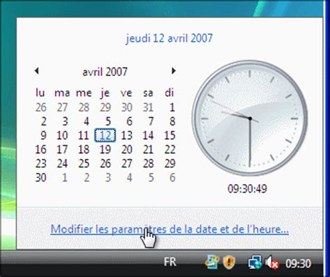 horloge bureau windows 8 comment afficher l horloge sur windows 8