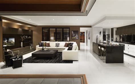 Open Plan Kitchen Living Room Ideas The Fairhaven Home Browse Customisation Options Metricon