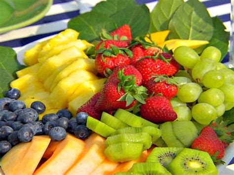 Ina Garten Salad Recipes by Fresh Fruit Platter Recipe Ina Garten Food Network