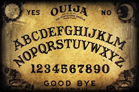 printable a4 ouija board diy ouija board with free printable suzy h at oneandseventy
