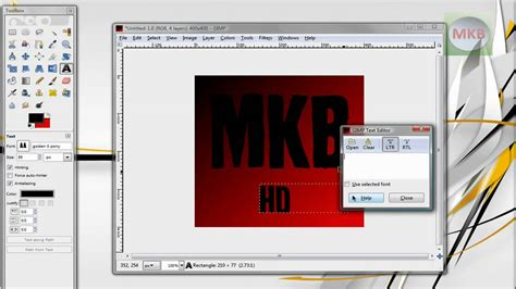 gimp tutorial icon hd tutorial create a channel icon using gimp youtube