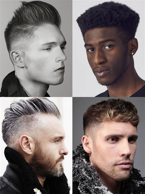 diamond face men haircut how to choose the right haircut for your face shape