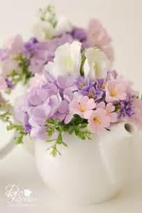 dk designs bridal shower tea centerpieces