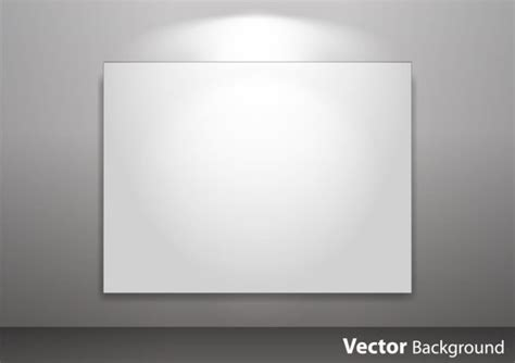 spotlight display wall background vector free vector in