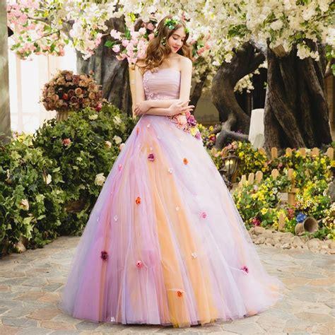 spring fairy tale  enchanting romantic dresses