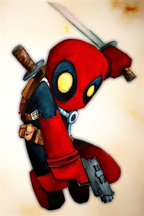 deadpool  iphoneipod touchandroid wallpapers