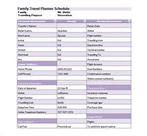 business trip schedule template 16 travel schedule templates free word excel pdf