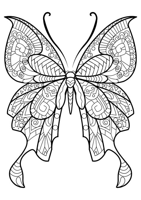 butterfly coloring sheets butterfly coloring book coloring