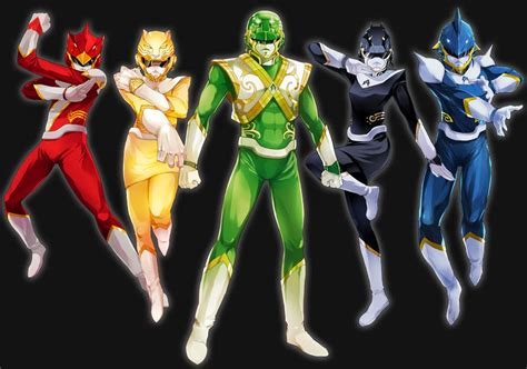 Mainan Power Rangers Biru Blue Indonesia Ku Indonesia Nusantaranger Asli Indonesia