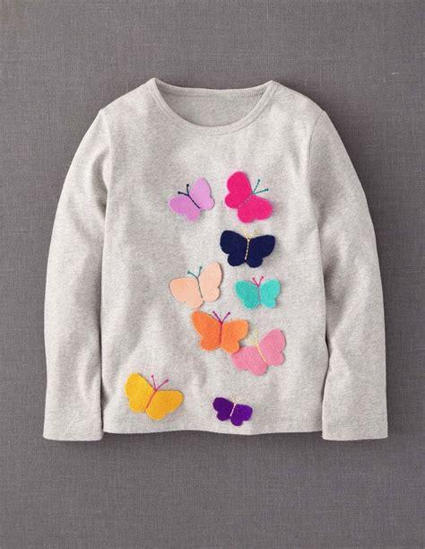 Applique T Shirt fluttery appliqu 233 t shirt sewing accessories