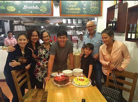 Geronimo Restaurant In Manila Ph | sarah geronimo bonds with matteo guidicelli s family