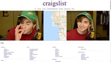 THE DARK SIDE OF CRAIGSLIST: SAN DIEGO, CA   YouTube