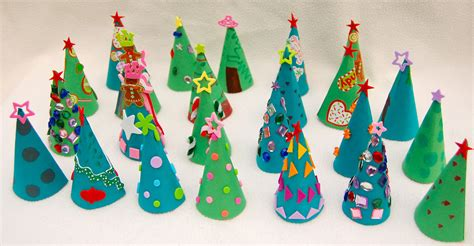 paper cone tree craft 11 easy crafts for this day hobbycraft