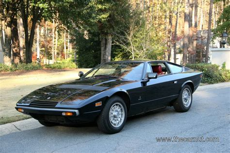 maserati khamsin the car nut maserati khamsin brief history
