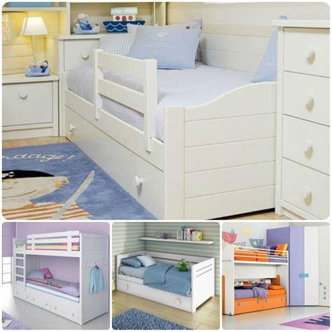 camas nido infantiles decoracion de habitaciones infantiles
