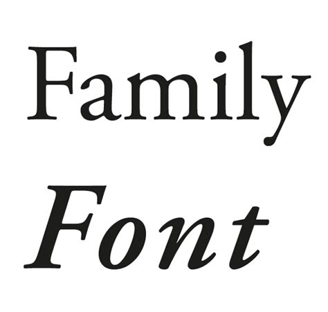 typography vs font the a to z of typography