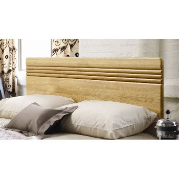 wooden headboards uk flute oak 3ft single bed headboard by stuart jones