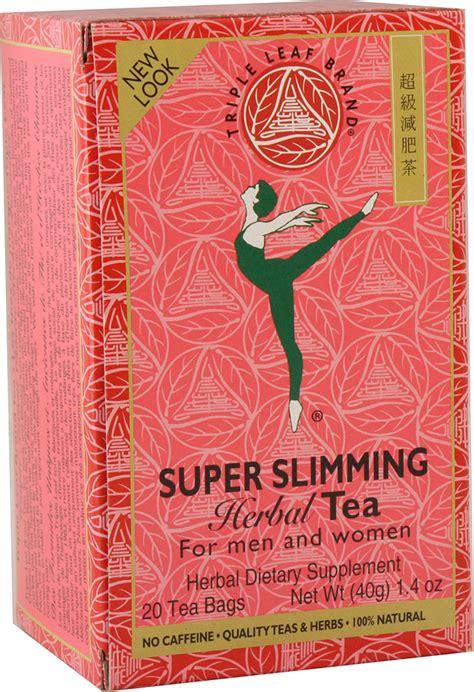 Slimming Leaf Detox Tea by Slimming Tea New Formula