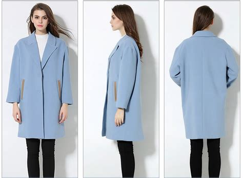 light blue winter coat plus size winter coat light blue winter clothes