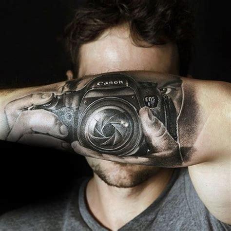 camera tattoo 21 ideas for to repeat styleoholic