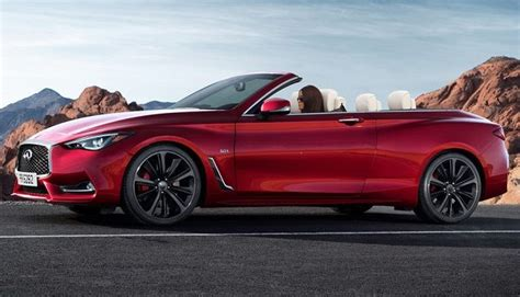 2018 infiniti convertible new car price update and