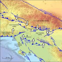 how will a san andreas fault earthquake affect los angeles