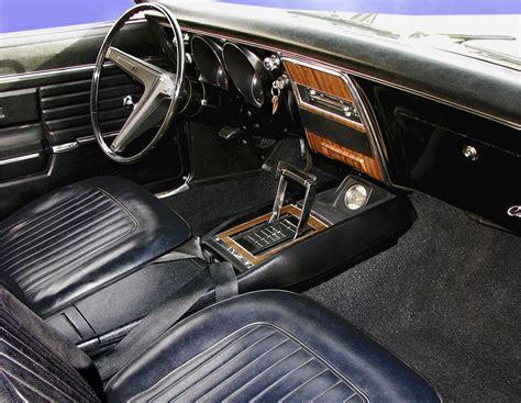 1968 camaro interior 1968 chevrolet camaro rs ss coupe 81733