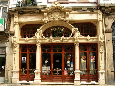 cafe majestic porto tras los pasos de harry potter en oporto la ciudad