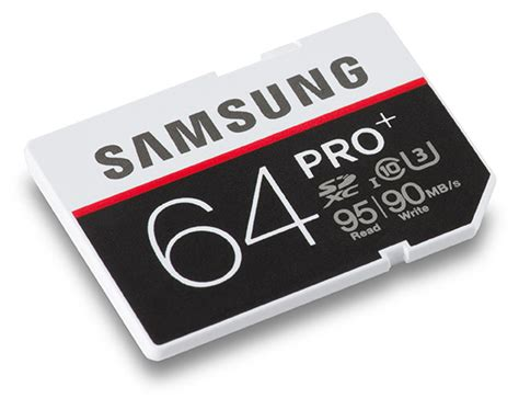 Memory Card Kamera 64gb samsung pro plus 64gb sdxc memory card review 95mb s read 90mb s write with benchmark tests