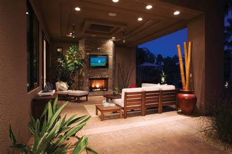 outdoor tv enclosure for your outdoor entertainment area