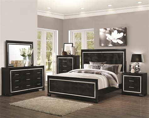 bedroom set with mirror headboard black mirror bedroom set reversadermcream com